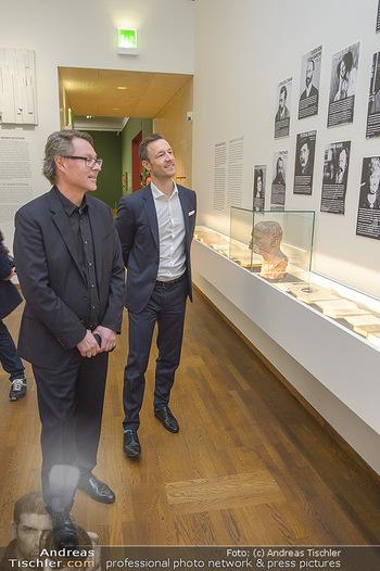 Ausstellungseröffnung Wien um 1900 - Leopold Museum - Fr 15.03.2019 - Hans-Peter WIPPLINGER16