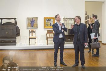 Ausstellungseröffnung Wien um 1900 - Leopold Museum - Fr 15.03.2019 - Hans-Peter WIPPLINGER17