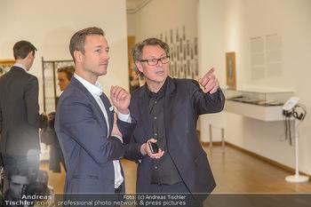 Ausstellungseröffnung Wien um 1900 - Leopold Museum - Fr 15.03.2019 - Hans-Peter WIPPLINGER18