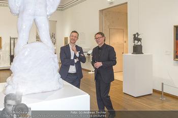 Ausstellungseröffnung Wien um 1900 - Leopold Museum - Fr 15.03.2019 - Hans-Peter WIPPLINGER19