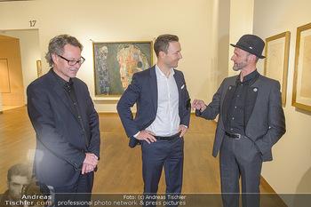 Ausstellungseröffnung Wien um 1900 - Leopold Museum - Fr 15.03.2019 - Thomas KALME, Gernot BLÜMEL, Hans-Peter WIPPLINGER27