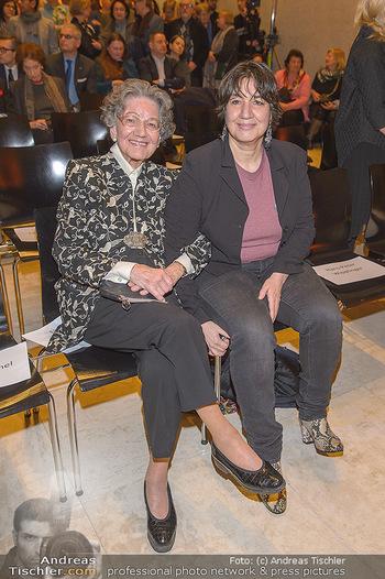 Ausstellungseröffnung Wien um 1900 - Leopold Museum - Fr 15.03.2019 - Elisabeth LEOPOLD mit Tochter Gerda36
