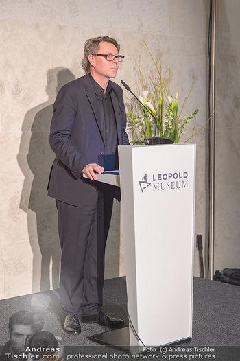Ausstellungseröffnung Wien um 1900 - Leopold Museum - Fr 15.03.2019 - Hans-Peter WIPPLINGER46