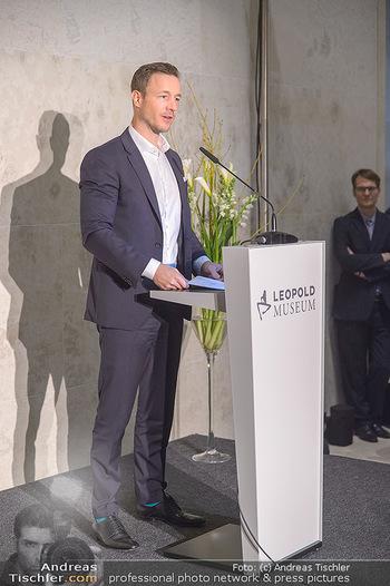 Ausstellungseröffnung Wien um 1900 - Leopold Museum - Fr 15.03.2019 - Gernot BLÜMEL48