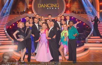 Dancing Stars - ORF Zentrum - Fr 15.03.2019 - Gruppenfoto der neuen Dancing Stars3