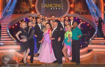 Dancing Stars - ORF Zentrum - Fr 15.03.2019 - Gruppenfoto der neuen Dancing Stars4