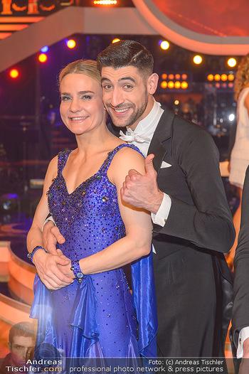Dancing Stars - ORF Zentrum - Fr 15.03.2019 - Nicole WESNER, Dimitar STEFANIN7