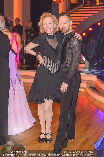 Dancing Stars - ORF Zentrum - Fr 15.03.2019 - Sunnyi MELLES, Florian VANA8