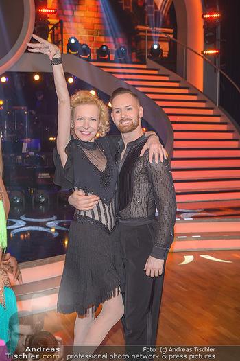 Dancing Stars - ORF Zentrum - Fr 15.03.2019 - Sunnyi MELLES, Florian VANA13