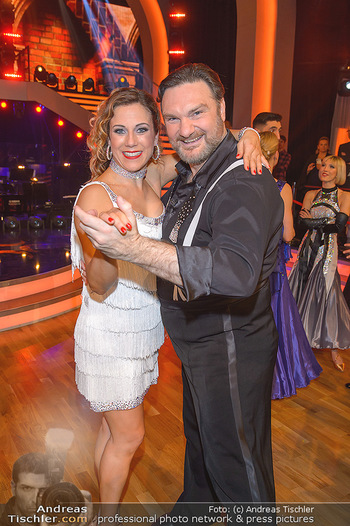 Dancing Stars - ORF Zentrum - Fr 15.03.2019 - Martin LEUTGEB, Manuela STÖCKL15