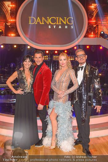 Dancing Stars - ORF Zentrum - Fr 15.03.2019 - Jury Karina SARKISSOVA, Nicole HANSEN, Balazs EKKER, Dirk HEIDEM22
