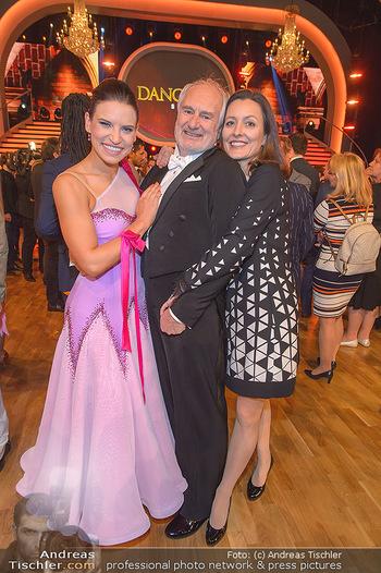 Dancing Stars - ORF Zentrum - Fr 15.03.2019 - Michael SCHOTTENBERG mit Freundin Claire und Tanzpartnerin Conny38