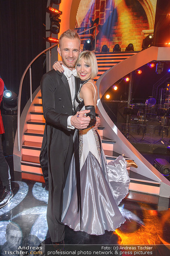 Dancing Stars - ORF Zentrum - Fr 15.03.2019 - Peter HACKMAIR, Julia BURGHARDT42