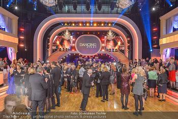 Dancing Stars - ORF Zentrum - Fr 15.03.2019 - Ballroom, Dancing-Stars Studio, Tanzparkett, Gäste, Aftershowpa45