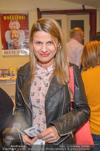 Gregor Seberg Premiere ´Wonderboi´ - Kulisse Wien - Di 19.03.2019 - Doris HILLINGER (Portrait)20