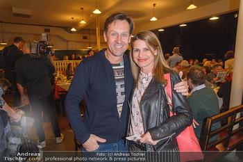 Gregor Seberg Premiere ´Wonderboi´ - Kulisse Wien - Di 19.03.2019 - Martin OBERHAUSER, Doris HILLINGER23