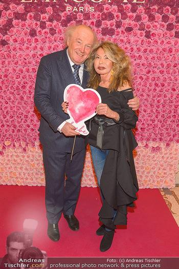 Lancome - Tag des Glücks - Palais Coburg - Mi 20.03.2019 - Friedrich und Jeanine SCHILLER (feiern am 21.6.2019 den 40. Hoch17