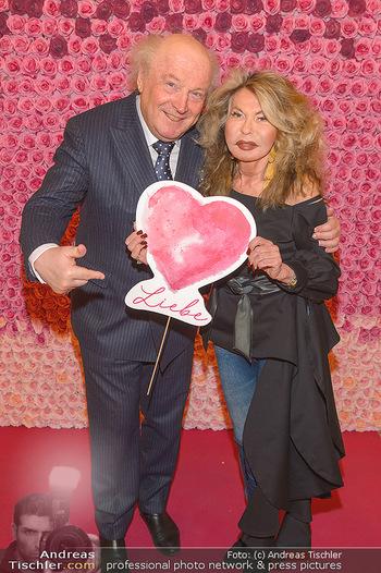 Lancome - Tag des Glücks - Palais Coburg - Mi 20.03.2019 - Friedrich und Jeanine SCHILLER (feiern am 21.6.2019 den 40. Hoch19
