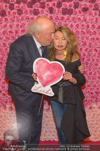 Lancome - Tag des Glücks - Palais Coburg - Mi 20.03.2019 - Friedrich und Jeanine SCHILLER (feiern am 21.6.2019 den 40. Hoch21