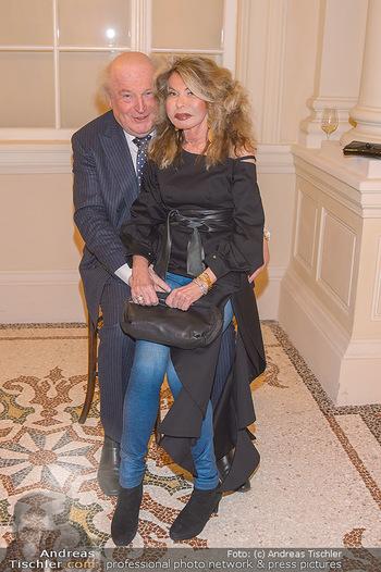 Lancome - Tag des Glücks - Palais Coburg - Mi 20.03.2019 - Friedrich und Jeanine SCHILLER (feiern am 21.6.2019 den 40. Hoch27