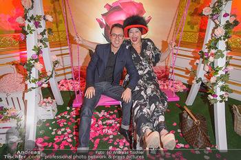Lancome - Tag des Glücks - Palais Coburg - Mi 20.03.2019 - Thang DE HOO, Andrea BUDAY53