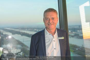 Spusu office Erweiterung - DC Tower 1 Wien - Do 21.03.2019 - Franz PICHLER (CEO Mass Response Service GmbH)8