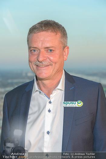 Spusu office Erweiterung - DC Tower 1 Wien - Do 21.03.2019 - Franz PICHLER (Portrait) (CEO Mass Response Service GmbH)9