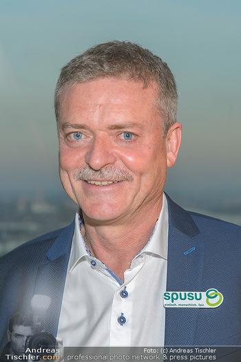 Spusu office Erweiterung - DC Tower 1 Wien - Do 21.03.2019 - Franz PICHLER (Portrait) (CEO Mass Response Service GmbH)10