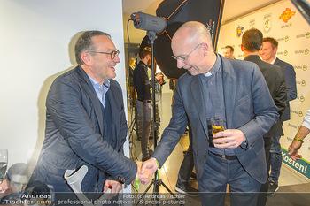 Spusu office Erweiterung - DC Tower 1 Wien - Do 21.03.2019 - Heinz STIASTNY, Toni FABER18
