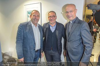 Spusu office Erweiterung - DC Tower 1 Wien - Do 21.03.2019 - Boris NEMSIC, Heinz STIASTNY, Toni FABER19