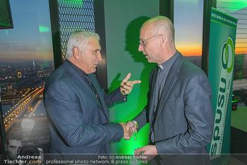 Spusu office Erweiterung - DC Tower 1 Wien - Do 21.03.2019 - Hans KRANKL, Toni FABER30