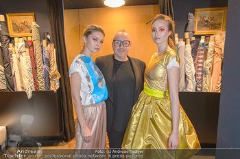 Spring Cocktail - Atelier JCH, Wien - Di 26.03.2019 - JC Jürgen Christian HÖRL mit Models1