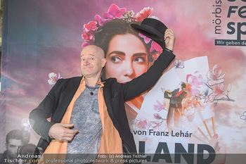 Mörbisch PK zu Land des Lächelns - Waggon 31 Wien - Do 04.04.2019 - Gernot KRANNER24