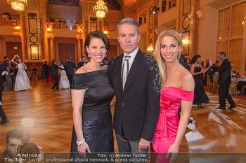 Dancer against Cancer - Hofburg Wien - Sa 06.04.2019 - Karoline EDTSTADLER, Alfons HAIDER, Yvonne RUEFF1