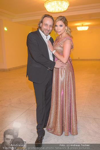 Dancer against Cancer - Hofburg Wien - Sa 06.04.2019 - Rene WASTLER, Bianca SPECK23
