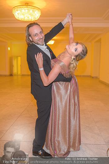 Dancer against Cancer - Hofburg Wien - Sa 06.04.2019 - Rene WASTLER, Bianca SPECK26
