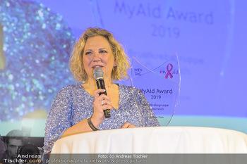 Dancer against Cancer - Hofburg Wien - Sa 06.04.2019 - My-Aid-Gewinnerin Andrea PAPE80
