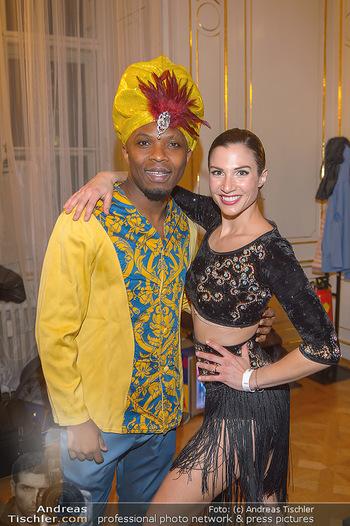 Dancer against Cancer - Hofburg Wien - Sa 06.04.2019 - Soso MUGIRANEZA, Kristina WORSEG82
