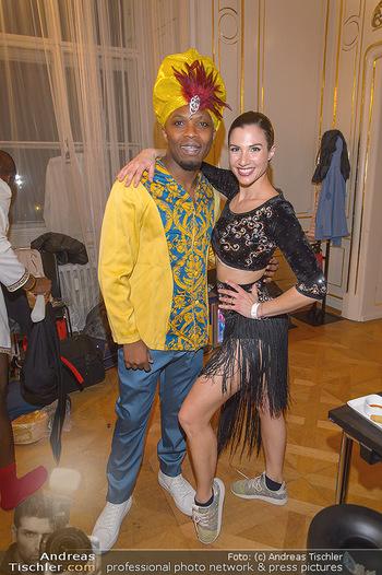 Dancer against Cancer - Hofburg Wien - Sa 06.04.2019 - Soso MUGIRANEZA, Kristina WORSEG83