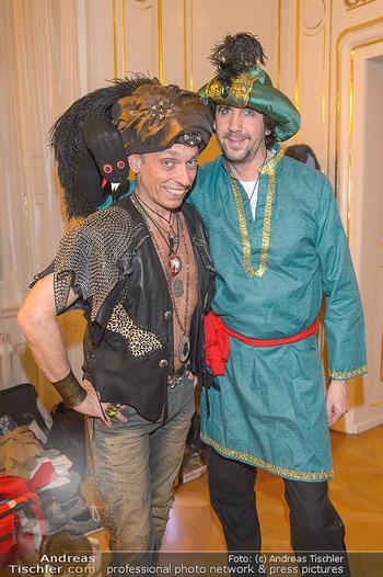 Dancer against Cancer - Hofburg Wien - Sa 06.04.2019 - Volker GROHSKOPF, Josef WINKLER87
