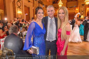 Dancer against Cancer - Hofburg Wien - Sa 06.04.2019 - Henrieta ZANONI, Arthur WORSEG, Yvonne RUEFF91