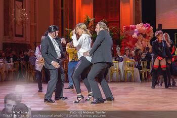 Dancer against Cancer - Hofburg Wien - Sa 06.04.2019 - Robert LETZ, Rene WASTLER, Bianca SPECK109
