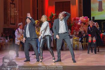 Dancer against Cancer - Hofburg Wien - Sa 06.04.2019 - Robert LETZ, Rene WASTLER, Bianca SPECK110