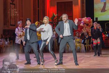 Dancer against Cancer - Hofburg Wien - Sa 06.04.2019 - Robert LETZ, Rene WASTLER, Bianca SPECK111