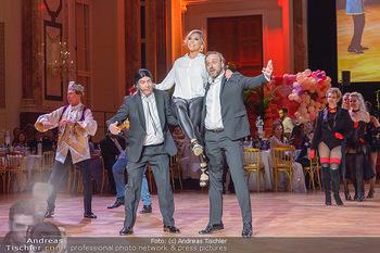 Dancer against Cancer - Hofburg Wien - Sa 06.04.2019 - Robert LETZ, Rene WASTLER, Bianca SPECK114