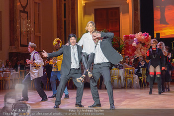 Dancer against Cancer - Hofburg Wien - Sa 06.04.2019 - Robert LETZ, Rene WASTLER, Bianca SPECK115