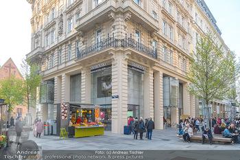Swarovski Kunstinstallation - Swarovski Store Wien - Mo 08.04.2019 - Swarovski Kristallwelten Store Wien Kärntnerstraße2