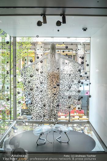 Swarovski Kunstinstallation - Swarovski Store Wien - Mo 08.04.2019 - Kunstwerk4