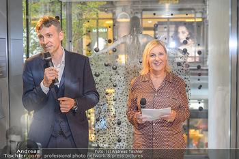 Swarovski Kunstinstallation - Swarovski Store Wien - Mo 08.04.2019 - 13