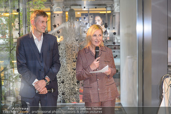 Swarovski Kunstinstallation - Swarovski Store Wien - Mo 08.04.2019 - 15